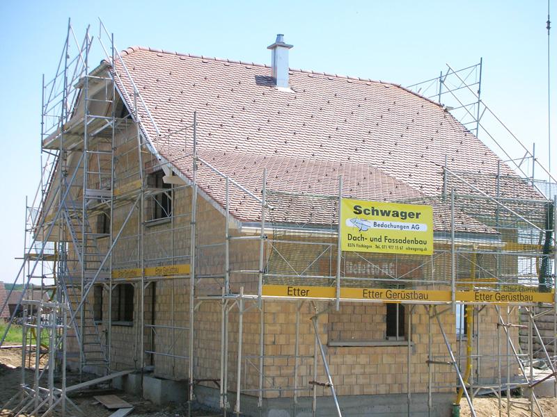 Neubau Steildach Hüttwilen