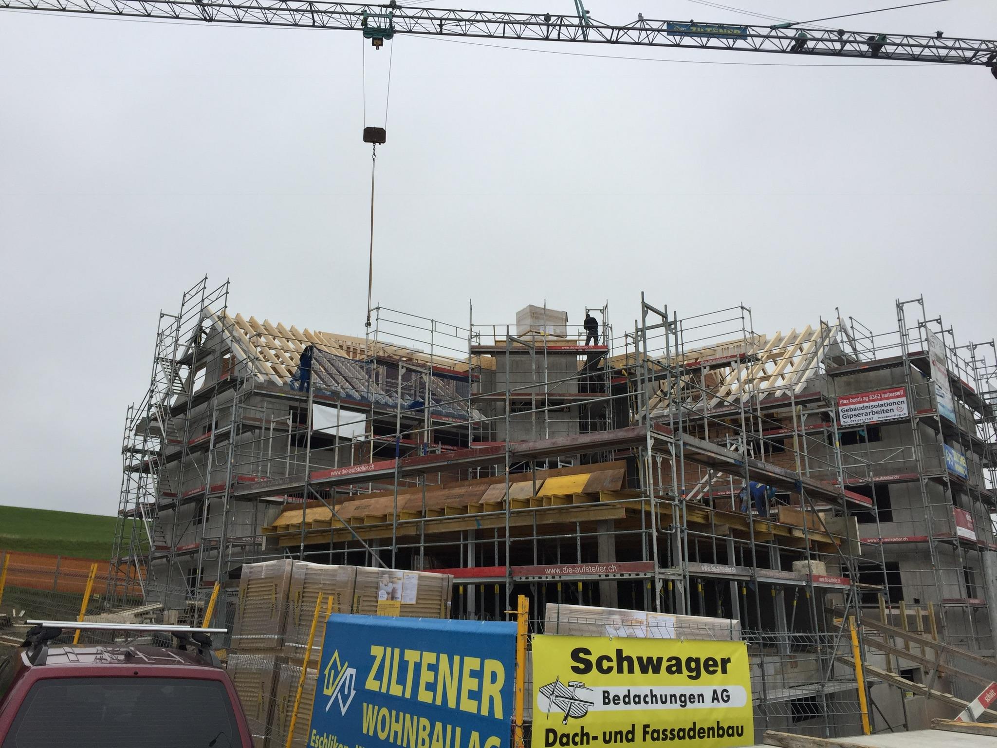 MFH Tösstalstrasse Wallenwil
