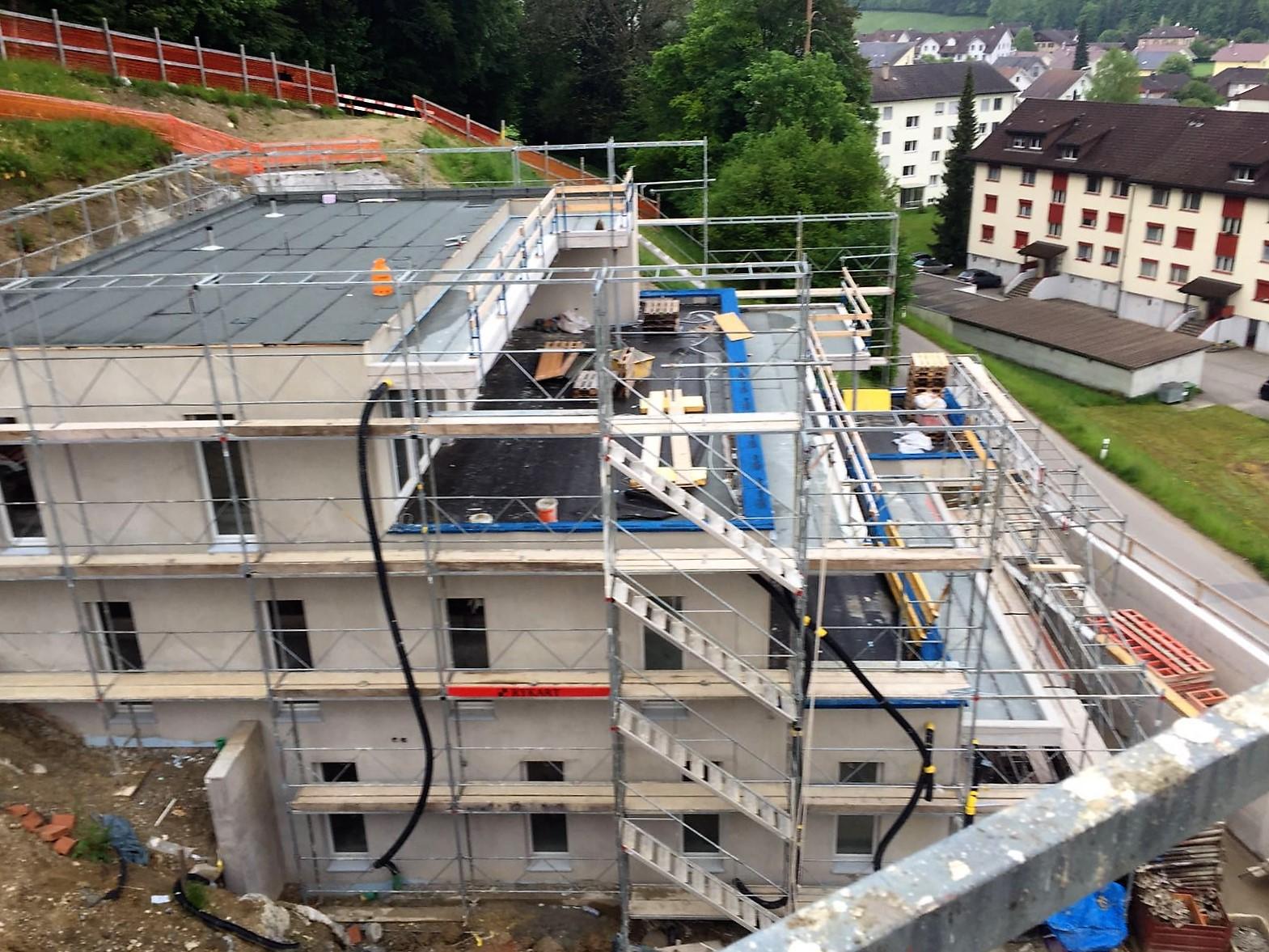 Terrassenhäuser Sunnehügel Dussnang